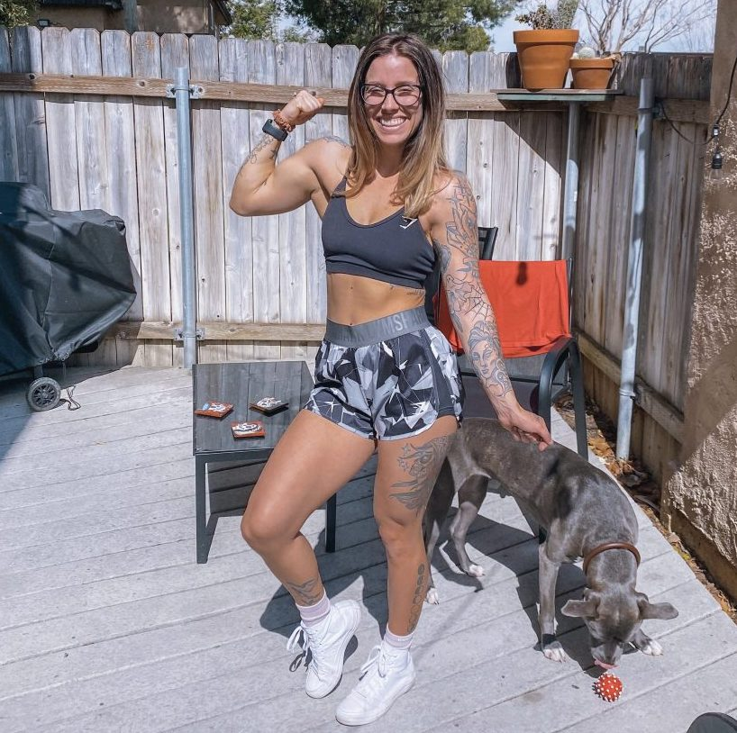 Vegan. Em. Fitness